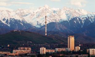 Неподалёку от Алма-Аты произошло землетрясение