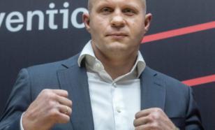 Фёдор Емельяненко решил освоить мирную профессию