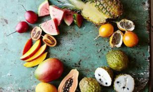 Что прячется в экзотических фруктах