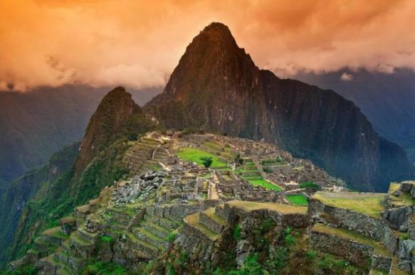 Мачу Пикчу - древний город инков