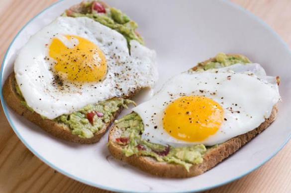 Употребление яиц защитит от инсульта