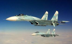 Минобороны показало перехват самолета-разведчика над Балтикой. ВИДЕО