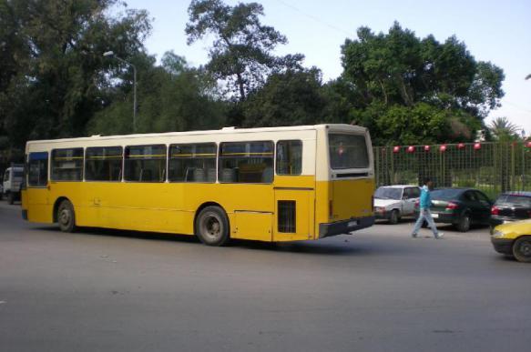 26 человек погибли в перевернувшемся автобусе в Тунисе