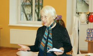 Знаменитый театральный критик Элеонора Красновская прожила сотню лет