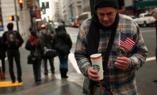 В США в разгар коронавируса снизился уровень бедности
