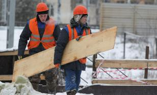 Минстрой России хочет вернуть мигрантов на стройки