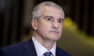 Аксёнов разрешил мероприятия в честь воссоединения Крыма с Россией