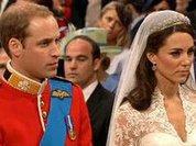 Свадьба века: Уильм и Кейт теперь муж и жена