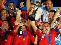 Россия впервые в истории выиграла чемпионат мира по пляжному футболу.