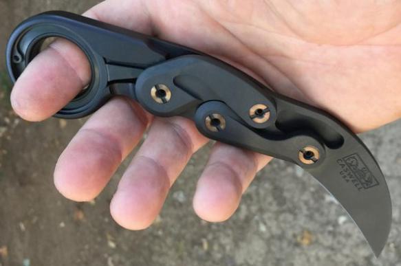 Керамбит: как появился известный нож-коготь