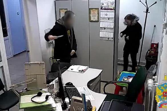 Вежливый преступник ограбил кредитную организацию в Сергиевом Посаде