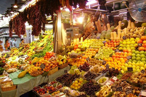 Продовольственные рынки открывают в Новосибирске