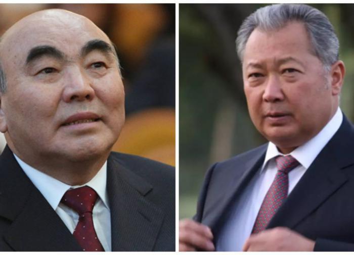 Два экс-президента Киргизии объявлены в розыск. В международный