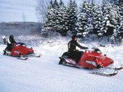 Погоня за похитителями снегоходов закончилась стрельбой
