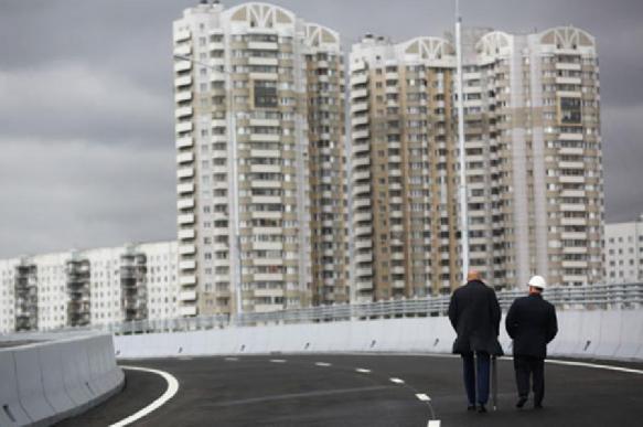 Москва построит в этом году еще 70 км дорог