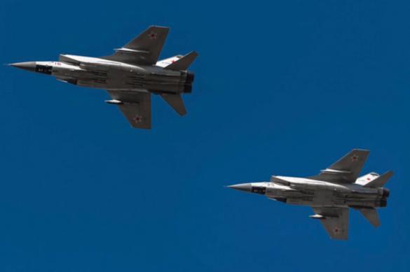 Боевые самолеты впервые пролетят над Абаканом 9 мая