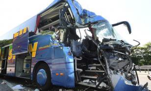 В Ингушетии произошло ДТП с участием автобусов