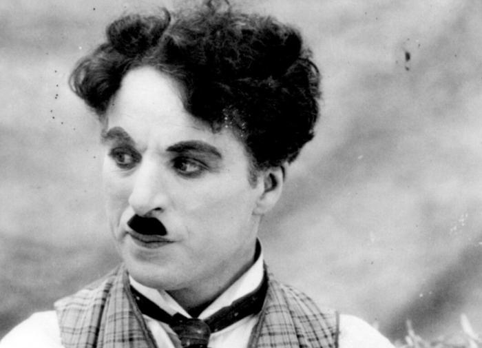 Греховодник Чарли Чаплин