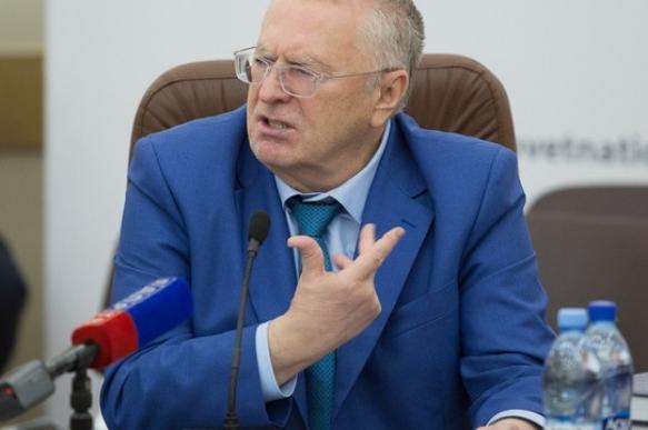 Жириновский: Россию хотят подвести к мини-оранжевой революции