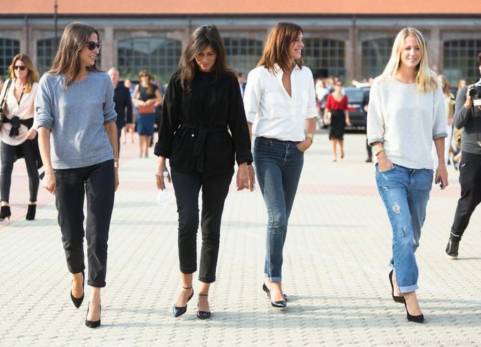 Как одеваться девушкам выше 170 см