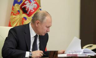 Путин рассказал о работе трёхсторонней группы по Карабаху