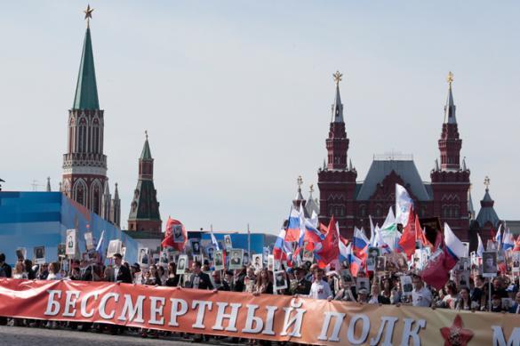 """9 мая """"Бессмертный полк"""" промарширует по России"""