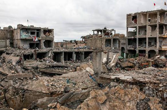 Путин провел совещание по гуманитарной ситуации в Сирии