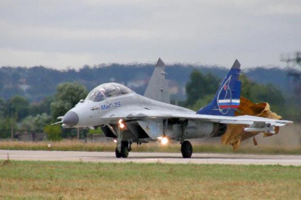 МиГ-35 признан возможным конкурентом F-35