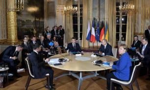 """Почему Путин на саммите """"нормандской четверки"""" был слабым"""