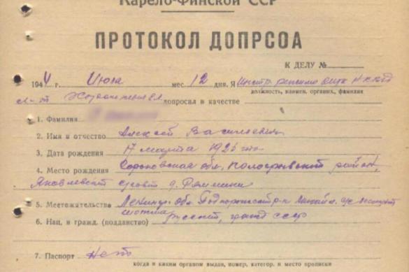 СК расследует факты геноцида в концлагерях Карелии