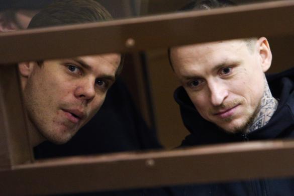 Мамаев рассказал об отношениях с Кокориным после тюрьмы