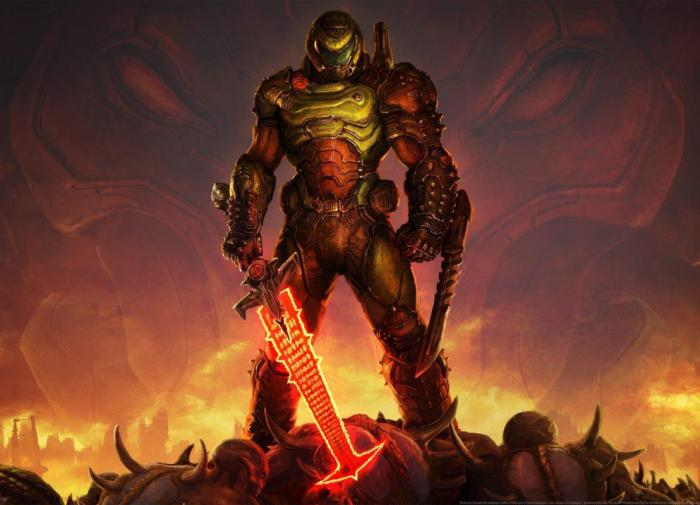 "Эксперты ""разогнали"" Doom Eternal до 1000 кадров в секунду"