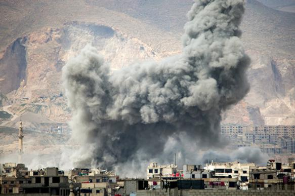 Минобороны: сообщение об авиаударе российских ВКС в Сирии - фейк