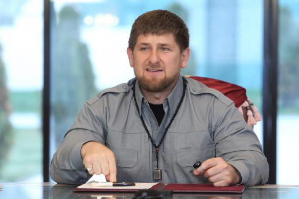 Поздравляя народ Чечни, Рамзан Кадыров проклял Сталина