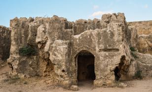В Мексике обнаружили 1700-летнюю гробницу