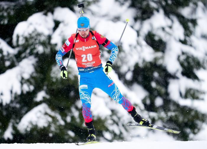 Стал известен состав сборной России на этап КМ по биатлону в Нове-Место