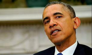 "Обама скорчил ""сердитого котика"", обвиняя республиканцев. ВИДЕО"