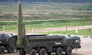 """Комплекс """"Искандер-М"""" ракетой поразил цель на учениях """"Центр-2019"""""""