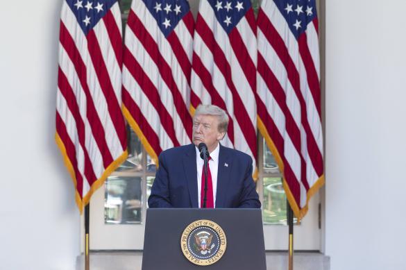 Эксперт: Трамп – единственный президент США, не начавший войну