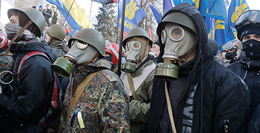 Сергей Черняховский: Ситуация на Украине нормализуется только после освобождения Киева от засевшей там группировки