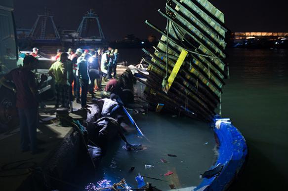 В кораблекрушении у берегов Турции погибли 18 нелегалов