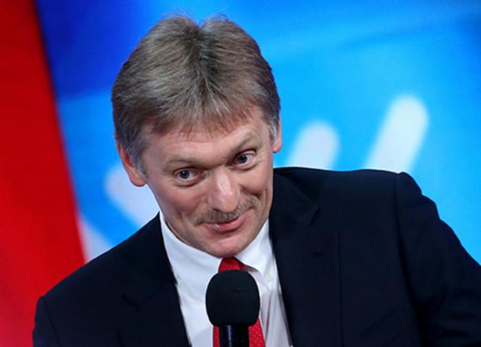 Контакты идут: Песков оценил отношения России и Молдавии