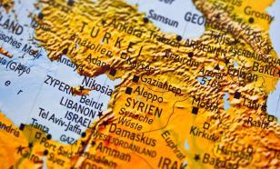 Российский военный бронеавтомобиль подорвался при патрулировании в Сирии