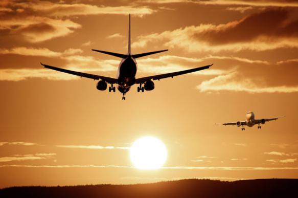 Российский самолет проведет наблюдательный полет над США