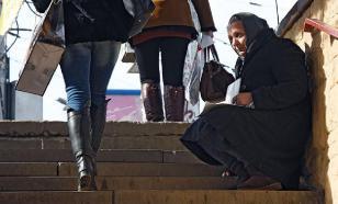Россияне стали реже подавать милостыню и чаще идти в волонтеры
