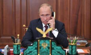 Путин и президент Казахстана обсудили борьбу с коронавирусом