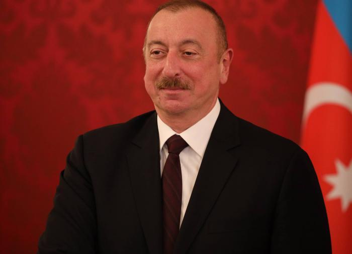 Ильхам Алиев: Азербайджан готов к миру и сотрудничеству