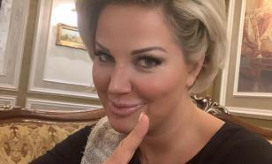 """Максакова объяснила смысл своих """"антироссийских"""" высказываний"""