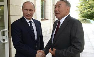 Готовится прорыв: что Путин и Назарбаев обсуждали в Москве