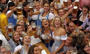 Бавария: Великий пивной октябрь